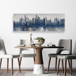 Canvas 20 x 60 - Melancholy city