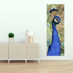Canvas 20 x 60 - Peacock