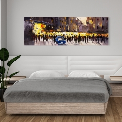 Canvas 20 x 60 - Ready for the show