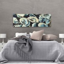 Canvas 20 x 60 - Oyster shells