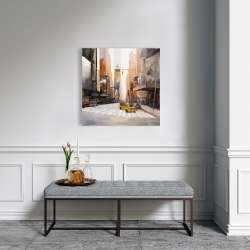 Canvas 24 x 24 - New-york city center