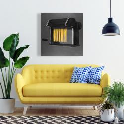 Canvas 24 x 24 - Fresh pasta machine