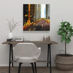 Canvas 24 x 24 - New york city 9th street
