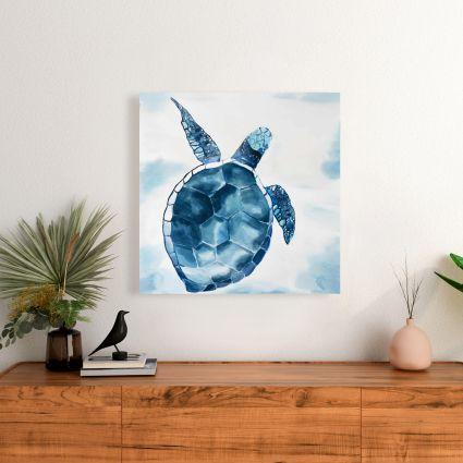 Blue turtle