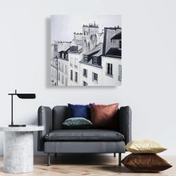 Canvas 24 x 24 - Historical buildings