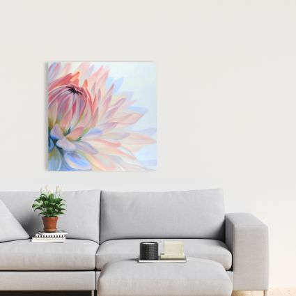 Lotus pastel flower