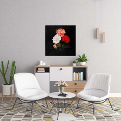 Canvas 24 x 24 - Small bundle of roses