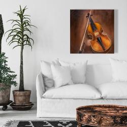 Canvas 24 x 24 - Alto violin
