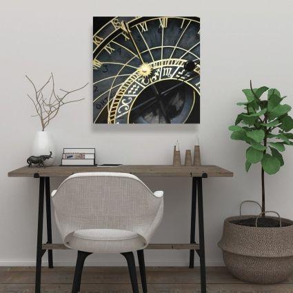 Astrologic clock