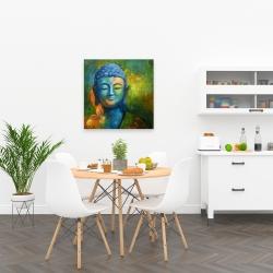 Canvas 24 x 24 - Blissful buddha