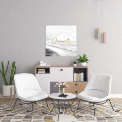 Canvas 24 x 24 - Namaste