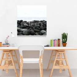 Canvas 24 x 24 - Inspire