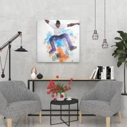 Canvas 24 x 24 - Skater