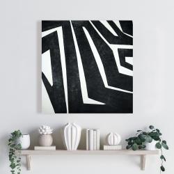 Canvas 24 x 24 - Labyrinth
