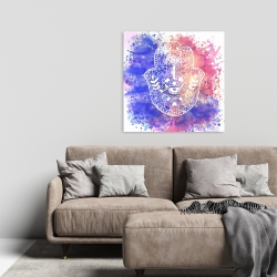 Canvas 24 x 24 - Hamsa hand