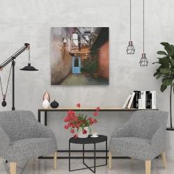 Canvas 24 x 24 - Cozy little place