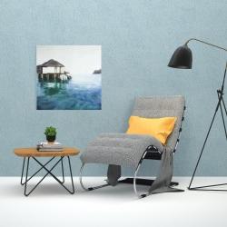Canvas 24 x 24 - Dream travel