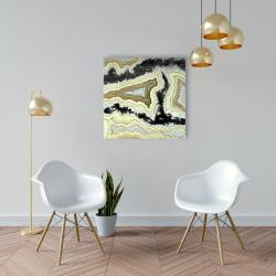 Canvas 24 x 24 - Lace agate
