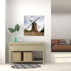 Canvas 24 x 24 - Windmill