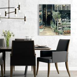 Canvas 24 x 24 - Plants shop