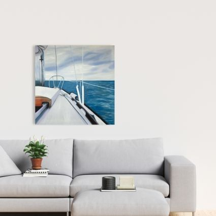 Sail on the water