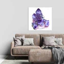 Canvas 24 x 24 - Amethyst