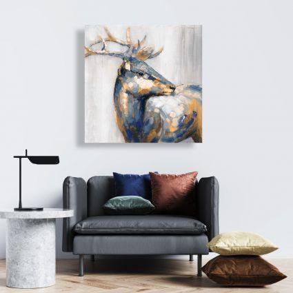 Golden deer