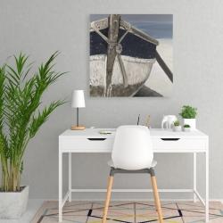 Canvas 24 x 24 - Bateau