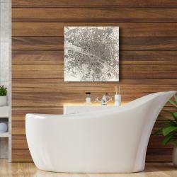 Canvas 24 x 24 - Paris