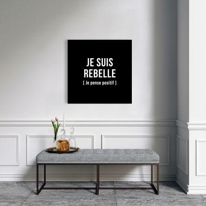 Je suis rebelle