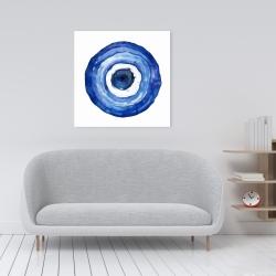 Canvas 24 x 24 - Erbulus blue evil eye
