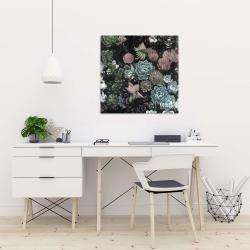 Canvas 24 x 24 - Succulent set