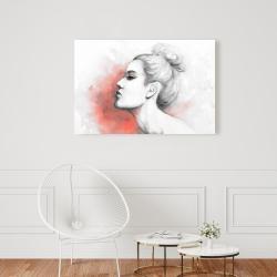 Canvas 24 x 36 - Deliberation