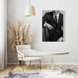 Canvas 24 x 36 - Businessman