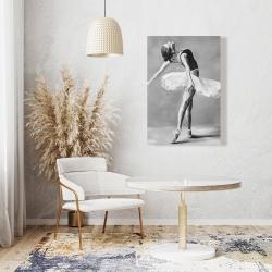 Canvas 24 x 36 - Classic ballet dancer