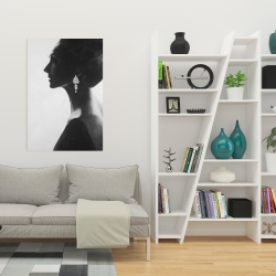 Toile 24 x 36 - Femme chic