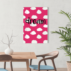 Canvas 24 x 36 - Dream