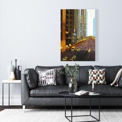Canvas 24 x 36 - New york city 9th street