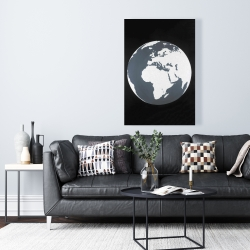 Canvas 24 x 36 - Earth