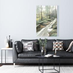 Canvas 24 x 36 - Waterfall