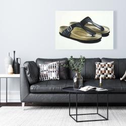 Canvas 24 x 36 - Sandals