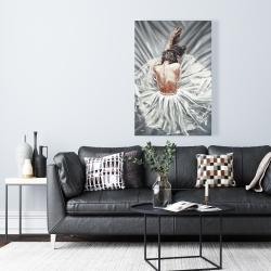 Canvas 24 x 36 - Ballerina