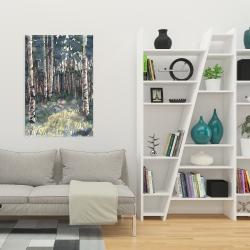 Canvas 24 x 36 - Birches