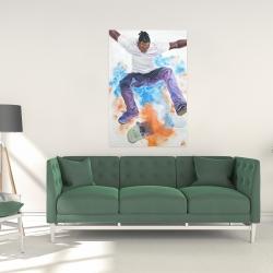 Canvas 24 x 36 - Skater