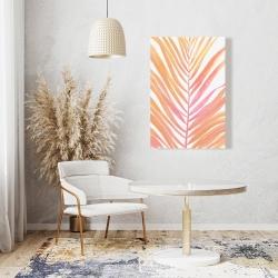 Canvas 24 x 36 - Glam palm leaf