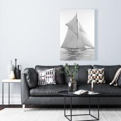 Canvas 24 x 36 - Sailing ship