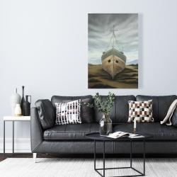 Canvas 24 x 36 - Boat