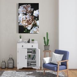 Canvas 24 x 36 - Peonies