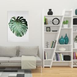 Canvas 24 x 36 - Monstera leaf