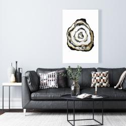 Canvas 24 x 36 - Golden agate